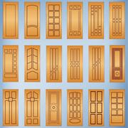 Фрезерованные ламинированные панели